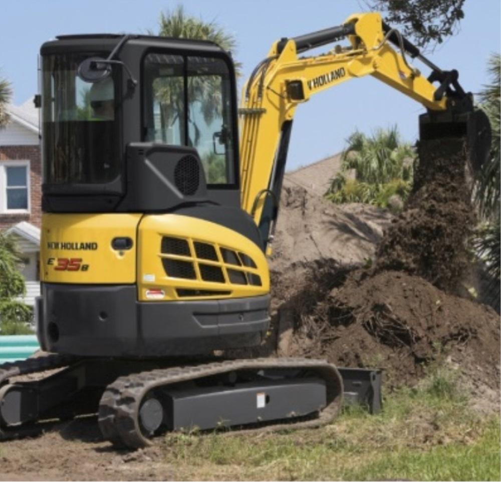 mini excavator demireller traktor 2 el traktor satisi ege bolgesi new holland huseyin demirel izmir new holland menemen new holland ege new holland is makineleri new holland is makineleri new holland construction