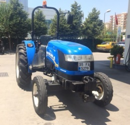 NEW HOLLAND TT50 2WD 2012 MODEL